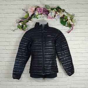 Patagonia Black Lightweight Puff Jacket Size M